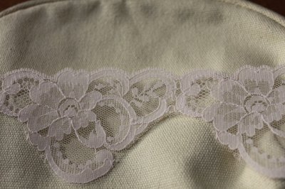 画像2: 5m!6cm美しい花柄ラッセルレース ピーチピンク