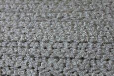 画像7: リボンと小花柄ケミカルレース ホワイト  幅1cm 3m巻 (7)