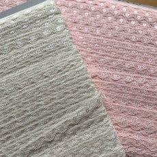 画像4: 5m!幅1cm小花柄ラッセルレース 薄いピンク (4)
