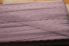 画像7: たっぷり140m!幅4.2cm綺麗なラッセルストレッチレース ピンク (7)