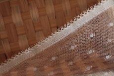 画像10: 幅1.1cmピコが美しいフランス製リバーレース オフホワイト (10)