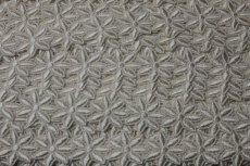 画像7: 33枚!幅3.2cm光沢のある花柄ケミカルレース オフホワイト (7)