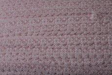 画像7: 高品質な日本製!3m!幅1.6cm綺麗な花柄ラッセストレッチレース 可愛いピンク (7)