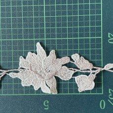画像7: ケミカルレース 薔薇モチーフ 3色 日本製 90cm (7)